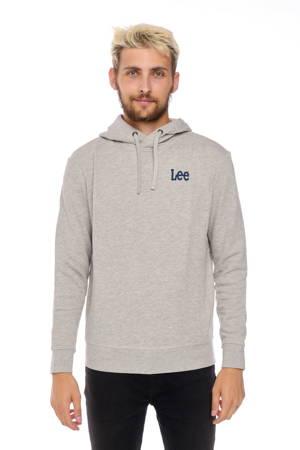 LEE HOODY GREY MELE L82XEJ37