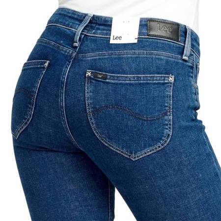 LEE HOXIE SKINNY BOOT JEANSY L530ROEX