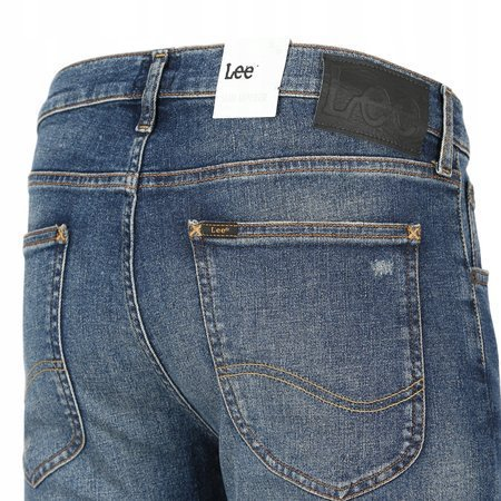 LEE LUKE SLIM TAPERED DARK VINTAGE L719DILU d