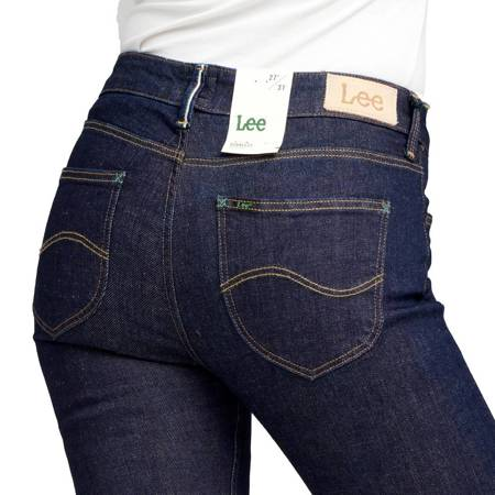LEE SCARLETT SELVAGE RINSE L526LY36