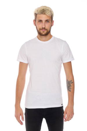 LEE TWIN PACK CREW WHITE L680AI12