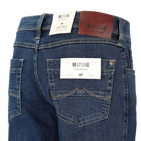 MUSTANG WASHINGTON SLIM STRETCH JEANSY 10080515000781