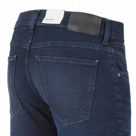 WRANGLER LARSTON SLIM TAPERED JAVLIN BLUE W18SP2510