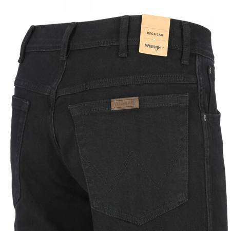 WRANGLER REGULAR FIT BLACK W10IRXH80